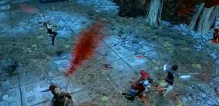 Blood Knights. Видео #2