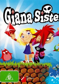 Обложка Giana Sisters