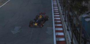 F1 2016. Трасса в Баку