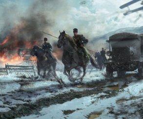 DICE показала эпичные концепт-арты России в Battlefield1