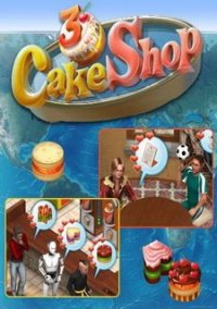 Обложка Cake Shop 3