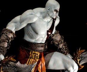 God of War: Sony оценила юбилейную статую Кратоса в $599