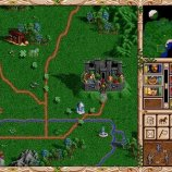Скриншот Heroes of Might and Magic II