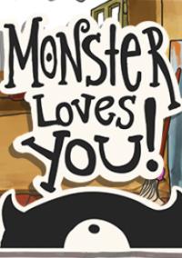 Обложка Monster Loves You!