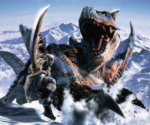 Драконы свирепеют в ролике новой Monster Hunter 4