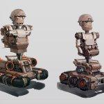 Скриншот Guns and Robots – Изображение 3