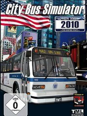 Обложка City Bus Simulator 2010 New York