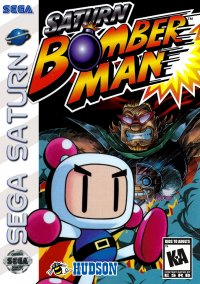 Обложка Saturn Bomberman