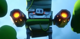 Angry Birds Transformers. Видео #1