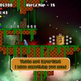 Скриншот Gene - run & jump platformer