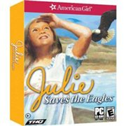 Обложка American Girl: Julie Saves the Eagles