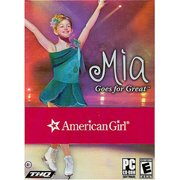 Обложка American Girl: Mia Goes for Great