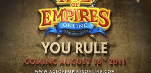 Age of Empires Online. Видео #5
