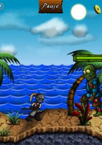 Обложка Undead Ocean