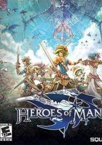 Обложка Heroes of Mana