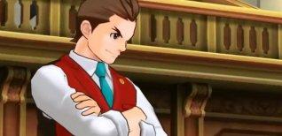 Ace Attorney 5. Видео #1