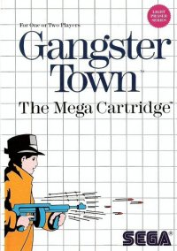 Обложка Gangster Town