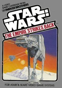 Обложка Star Wars: The Empire Strikes Back
