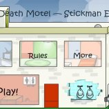 Скриншот Stickman ClickDeath Motel