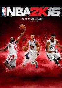 Обложка NBA 2K16