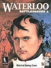 Обложка Battleground 3: Waterloo