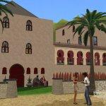 Скриншот The Sims 2: Mansion & Garden Stuff – Изображение 4