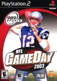 Обложка NFL GameDay 2003