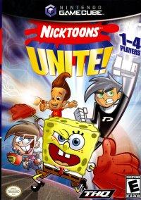 Обложка Nicktoons Unite!