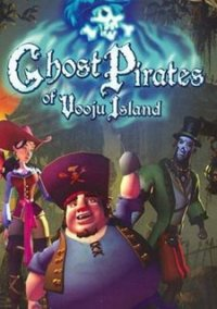 Обложка Ghost Pirates of Voojoo Island