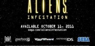 Aliens: Infestation. Видео #4