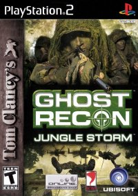 Обложка Tom Clancy's Ghost Recon: Jungle Storm