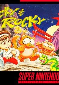 Обложка Pocky & Rocky
