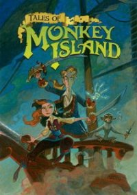 Обложка Tales of Monkey Island: Chapter 5 - Rise of the Pirate God