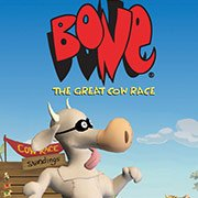 Обложка Bone: The Great Cow Race