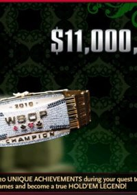 World Series of Poker: Hold'em Legend – фото обложки игры