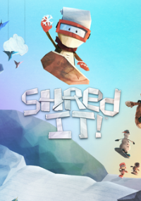 Обложка Shred It!