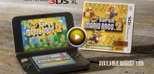 New Super Mario Bros. 2. Видео #1