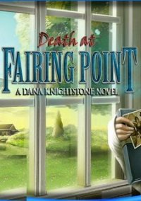 Обложка Death at Fairing Point: A Dana Knightstone Novel