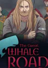 Обложка The Great Whale Road