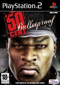 Обложка 50 Cent: Bulletproof
