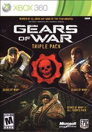 Обложка Gears of War Triple Pack