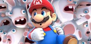 Mario+Rabbids: Kingdom Battle. Анонсирующий трейлер с E3 2017