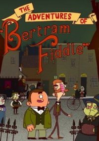 Обложка Adventures of Bertram Fiddle