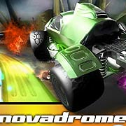 Обложка Novadrome