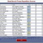 Скриншот Front Office Football 2004 – Изображение 6