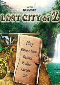 Обложка Zатерянный город Z