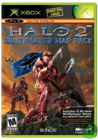 Обложка Halo 2 Multiplayer Map Pack