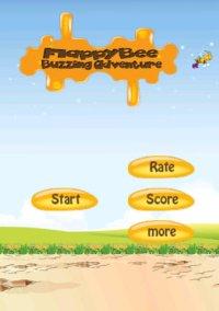 Обложка Flappy Bee Buzzing Adventure Paid