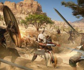 Авторы Assassinls Creed: Origins ответили наPвопросы оPбоевой системе