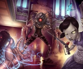 The Bioshock Collection для PS4 и Xbox One выйдет в ноябре